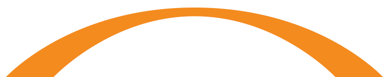 Community Foundation of Johnson County orange arch