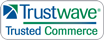 small Trustwave Trusted Commerce logo color